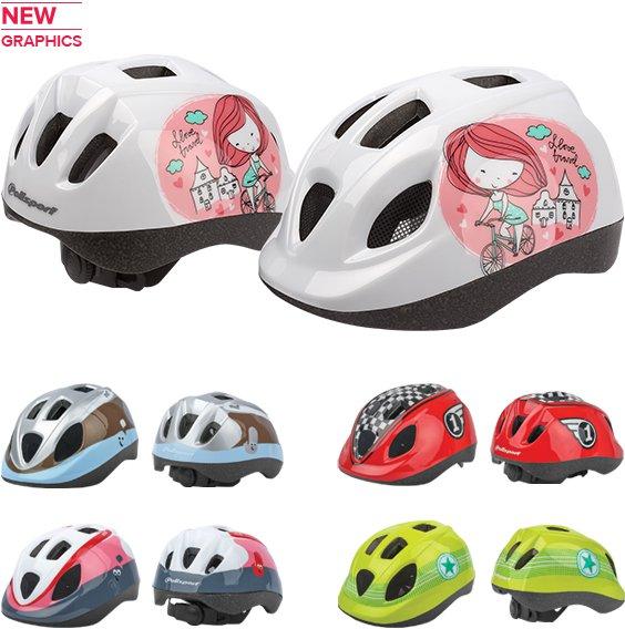 XS Kids Helmets